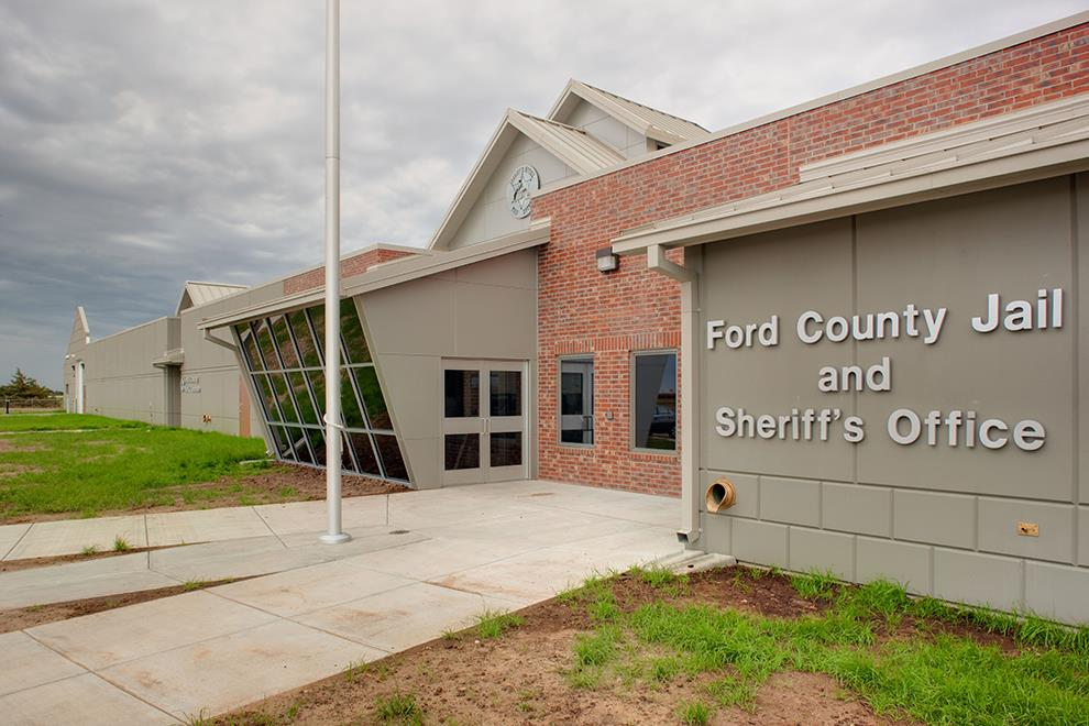 Ford County Jail and Sheriff Office Building