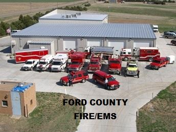 Ford County Fire-EMS Building and Vehicles
